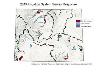 2019 Responses from Wyoming Irrigation Systems