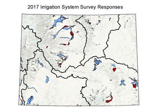 2017 Responses from Wyoming Irrigation Systems